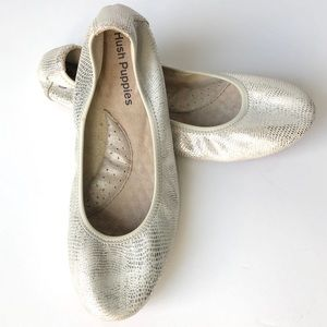 Hush Puppies Women's Chaste Ballet Flat